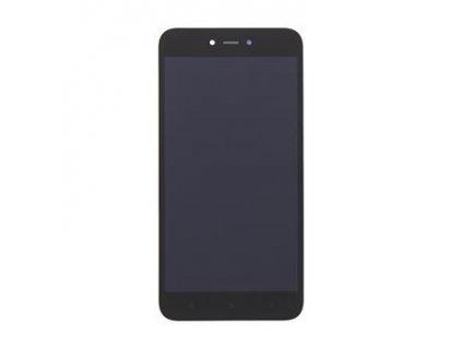 Xiaomi Redmi Note 5A - výměna LCD displeje vč. dotykového skla