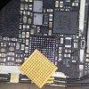 opravy zakladnich desek iphone