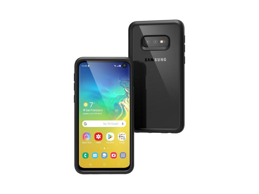 Vodotěsné pouzdro pro Samsung S10e (Barva černý)