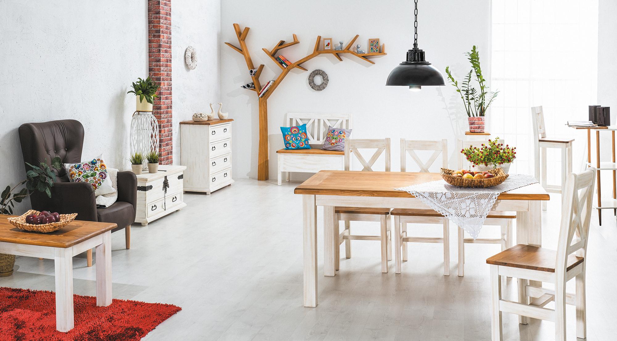 Masivní nábytek - vlastnosti a péče o něj