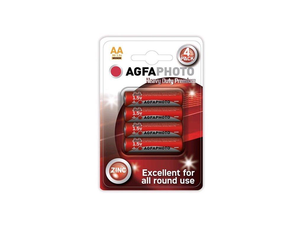 Tužkové baterie AA & AAA