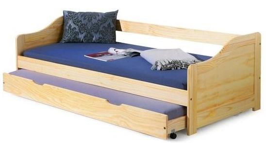 Rozkládací postele / s přistýlkou