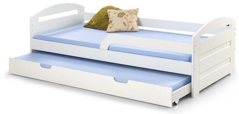 Dětské postele s přistýlkou