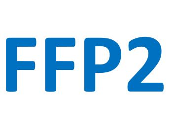 Respirátory FFP2