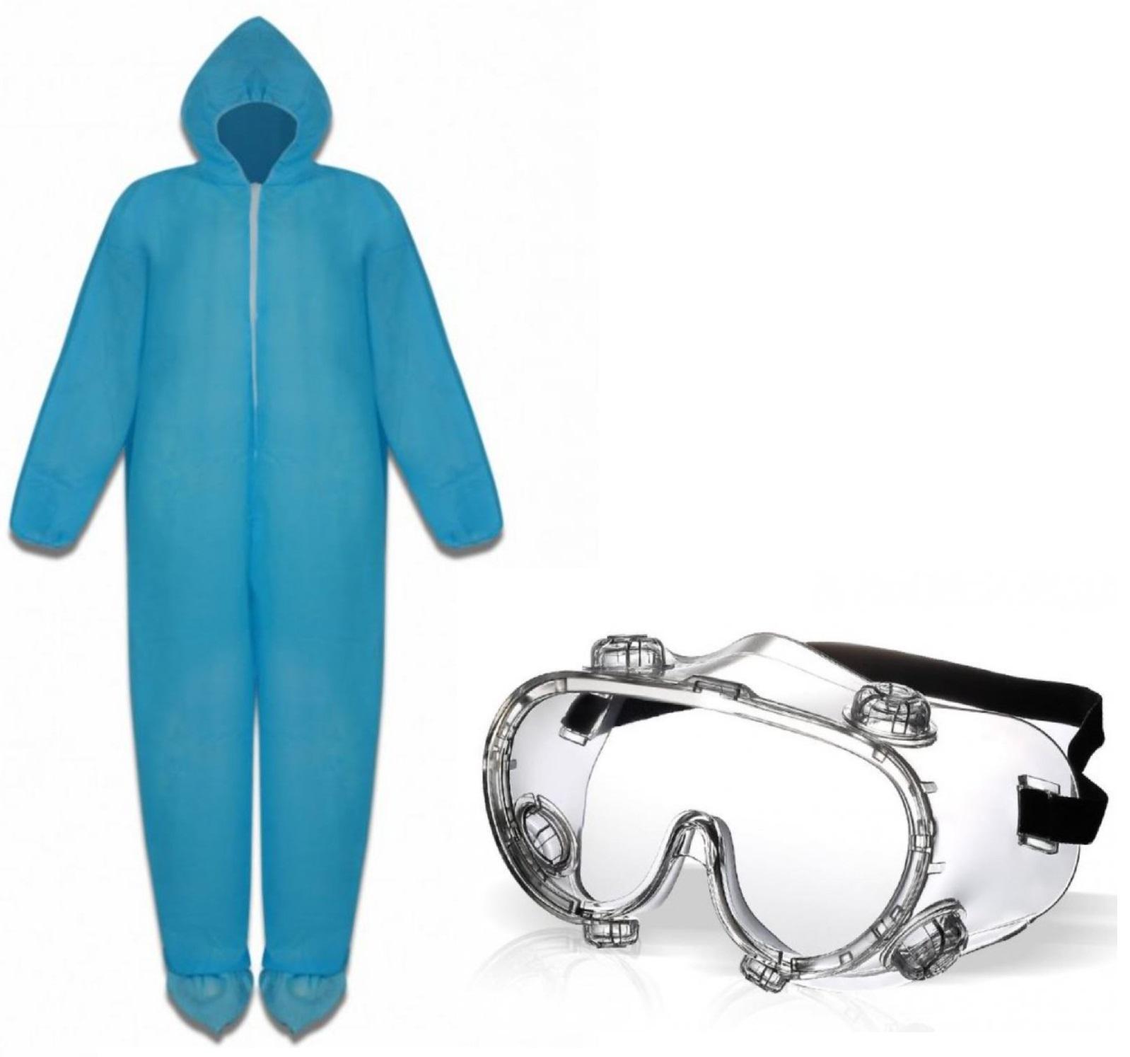 Obleky a štíty