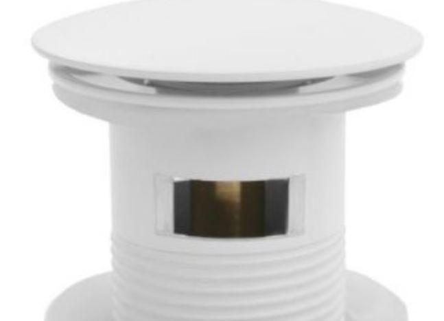 Umyvadlové sifony s přepadovým otvorem