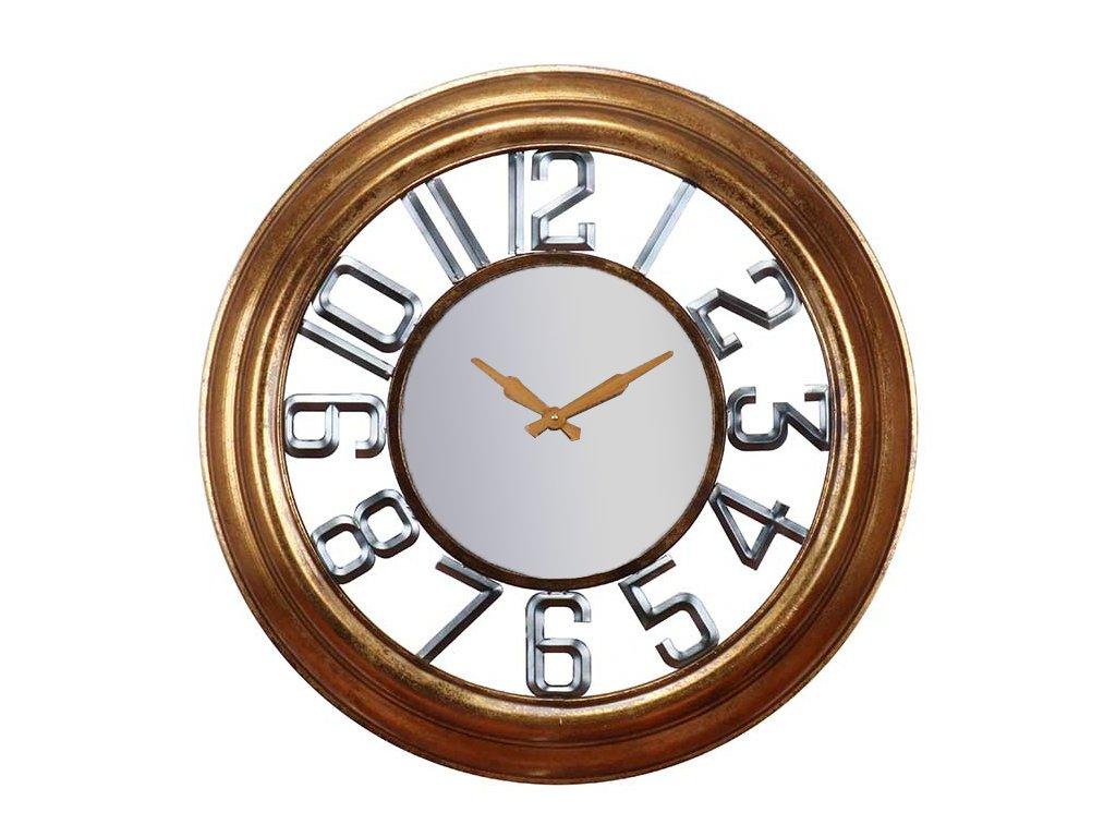 Nástěnné hodiny GLAM VER
