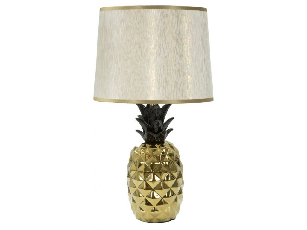 Stolní lampa GLAM ANANAS 30X52,5