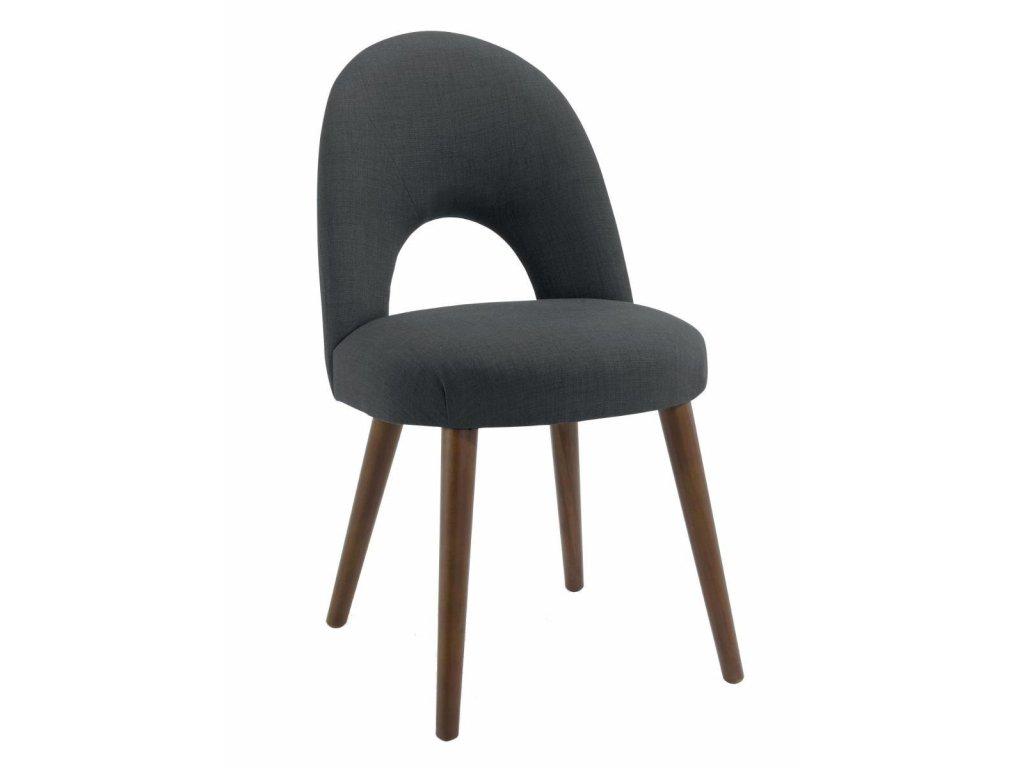 Židle OSLO ořech 16-1