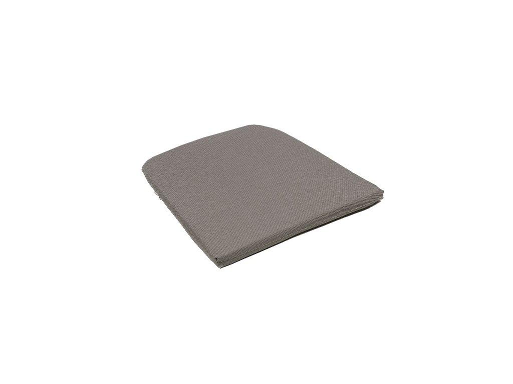 polštář na židle Net šedý Sunbrella