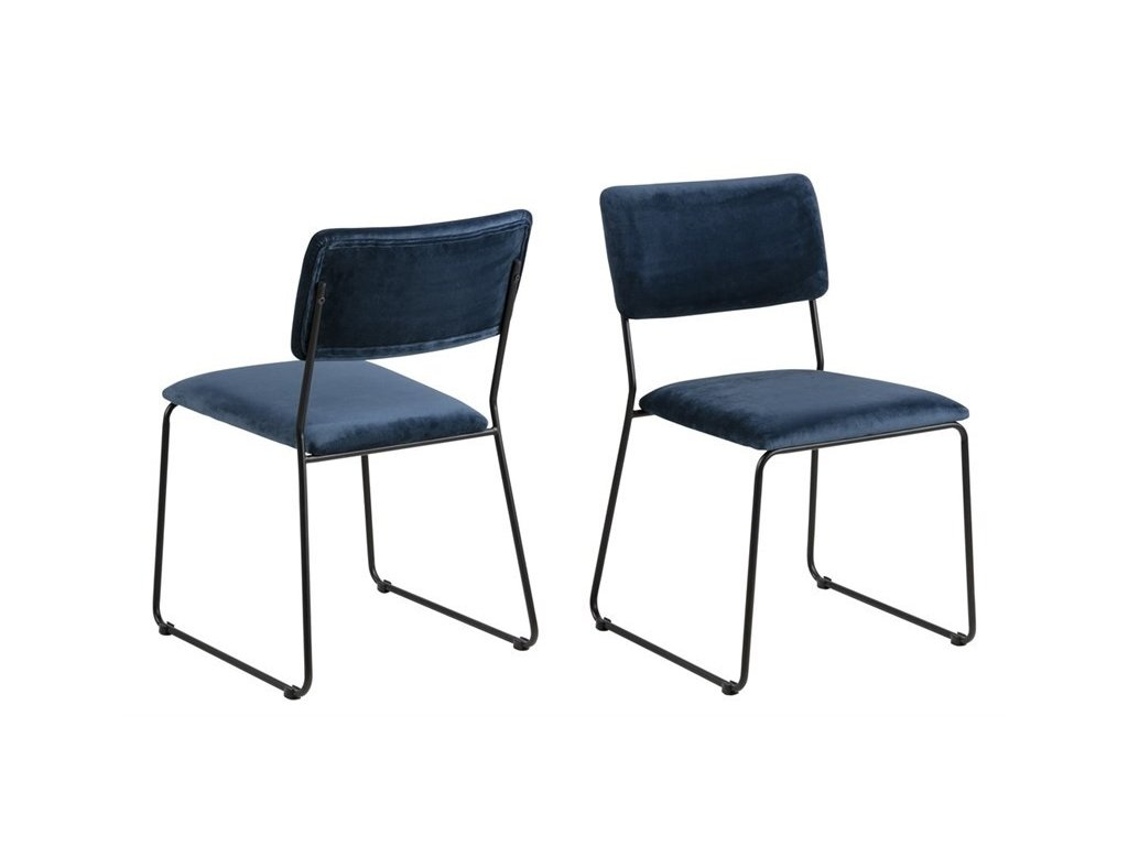 Židle Cornelia Vicente Navy Blue