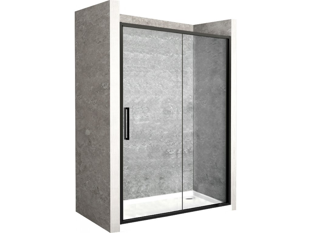 Dveře sprchové posuvné RAPID SLIDE 110