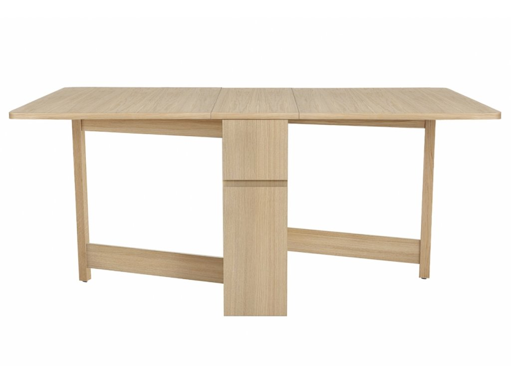 Kungla Drop-Leaf stůl MEL dub