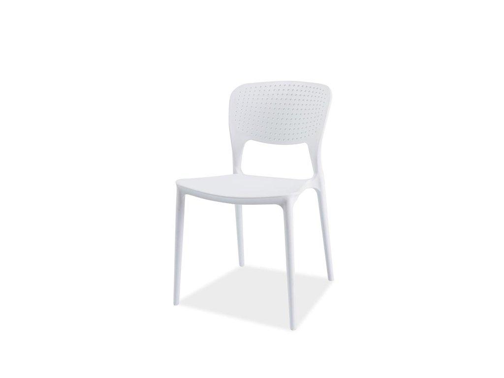 Židle AXO bílá
