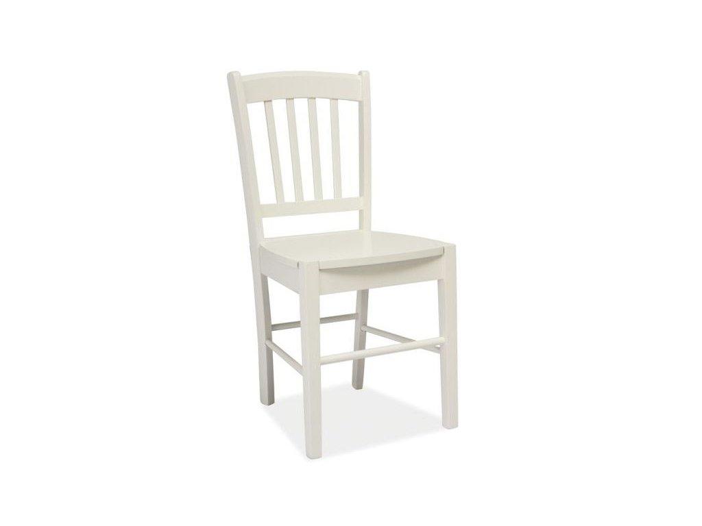 Židle CD-57 bílá