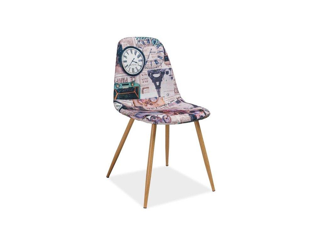 Židle CITI PARIS
