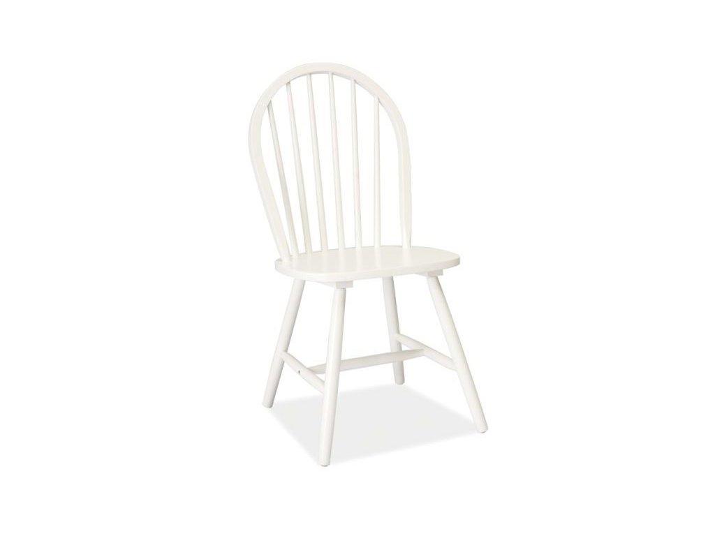 Židle FIERO bílá