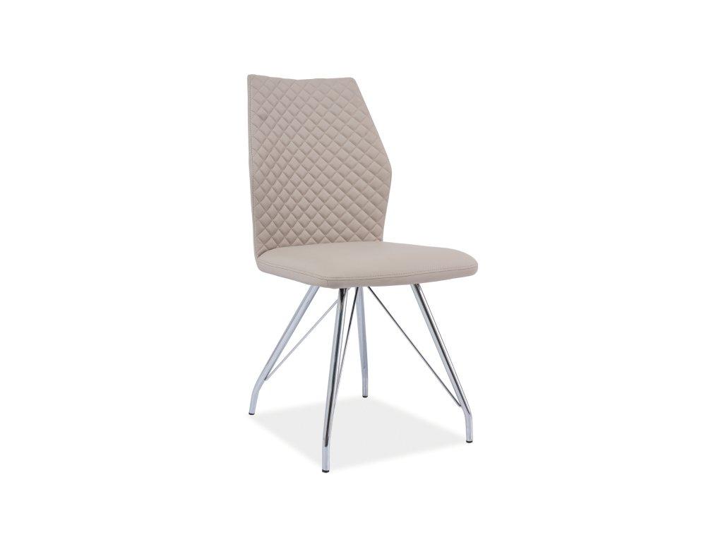 Židle H604 cappuccino