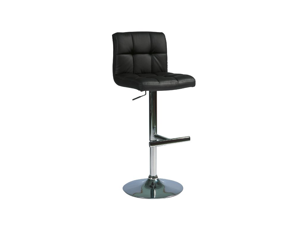 Barová židle C105 černý