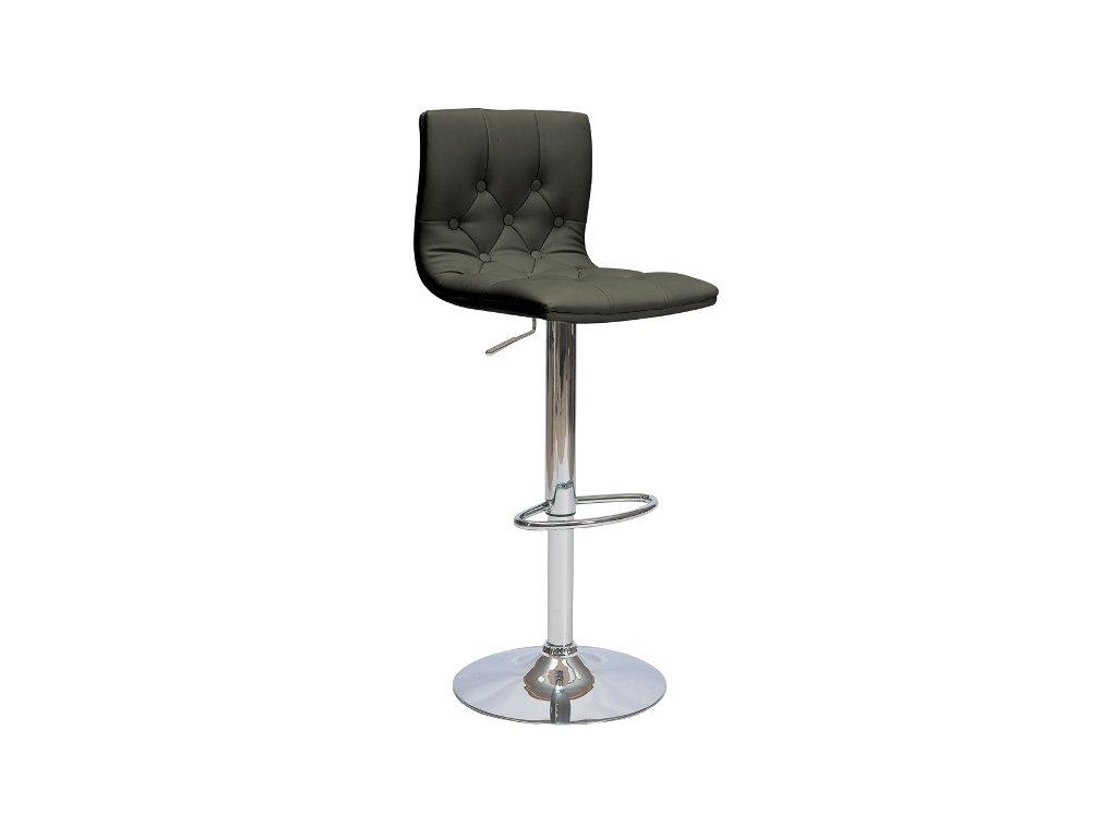 Barová židle KROC10A černý p09