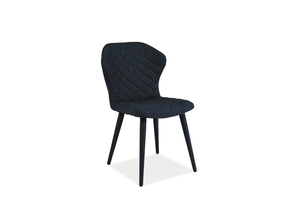 Židle LOGAN modrá