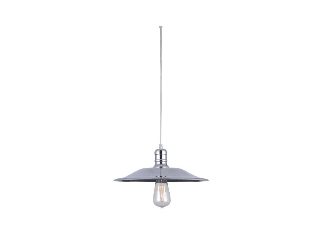 Lustr - lampa závěsná LW45 chrom