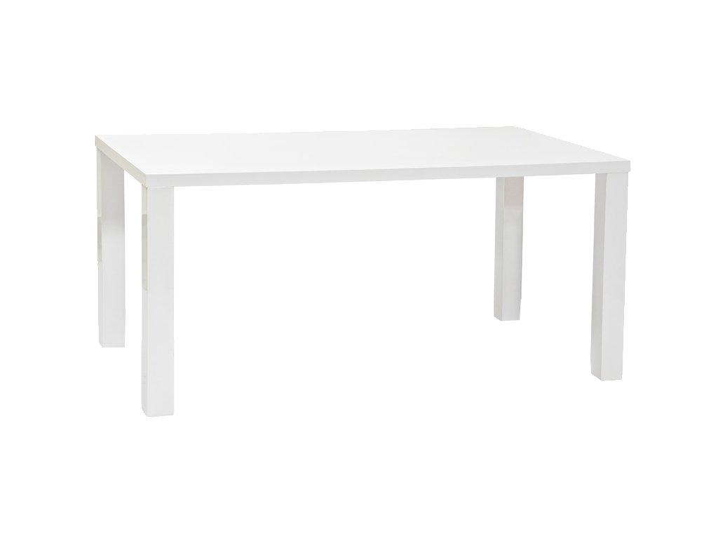 Stůl MONTEGO bílý 120x80