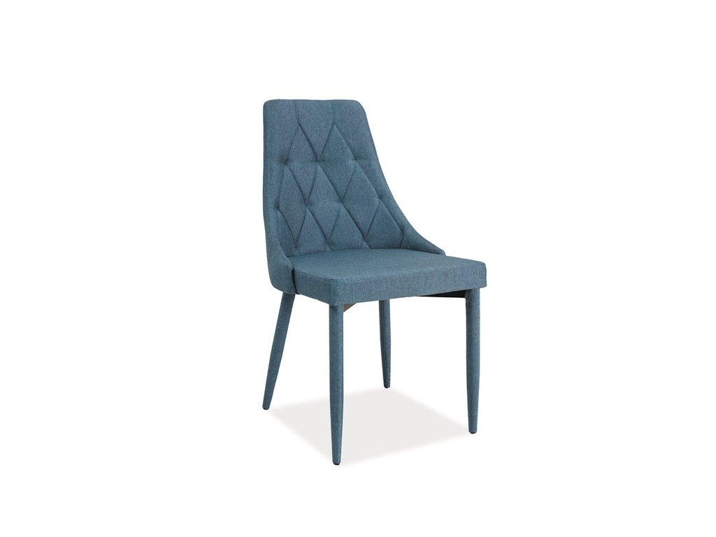 Židle TRIX denim materiál