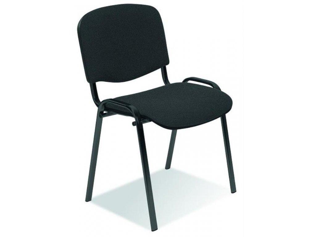 ISO židle C38 tmavě šedá