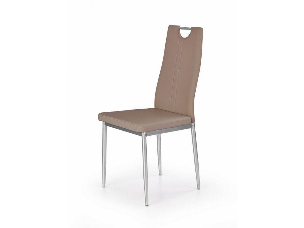 K202 židle cappucino