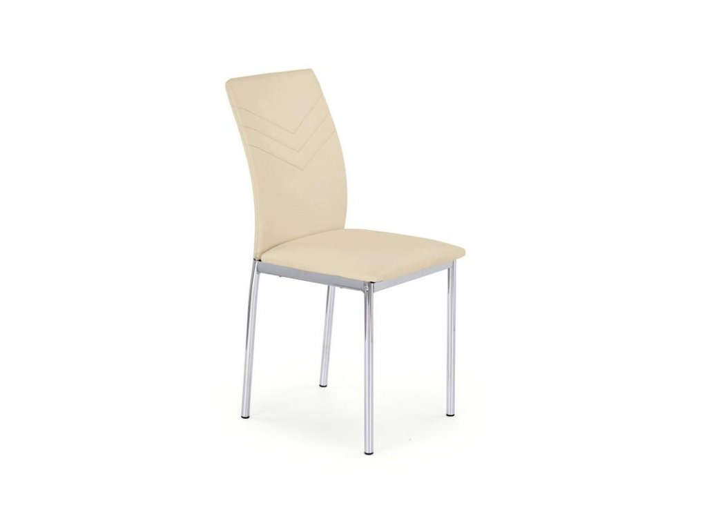 K137 židle béžová