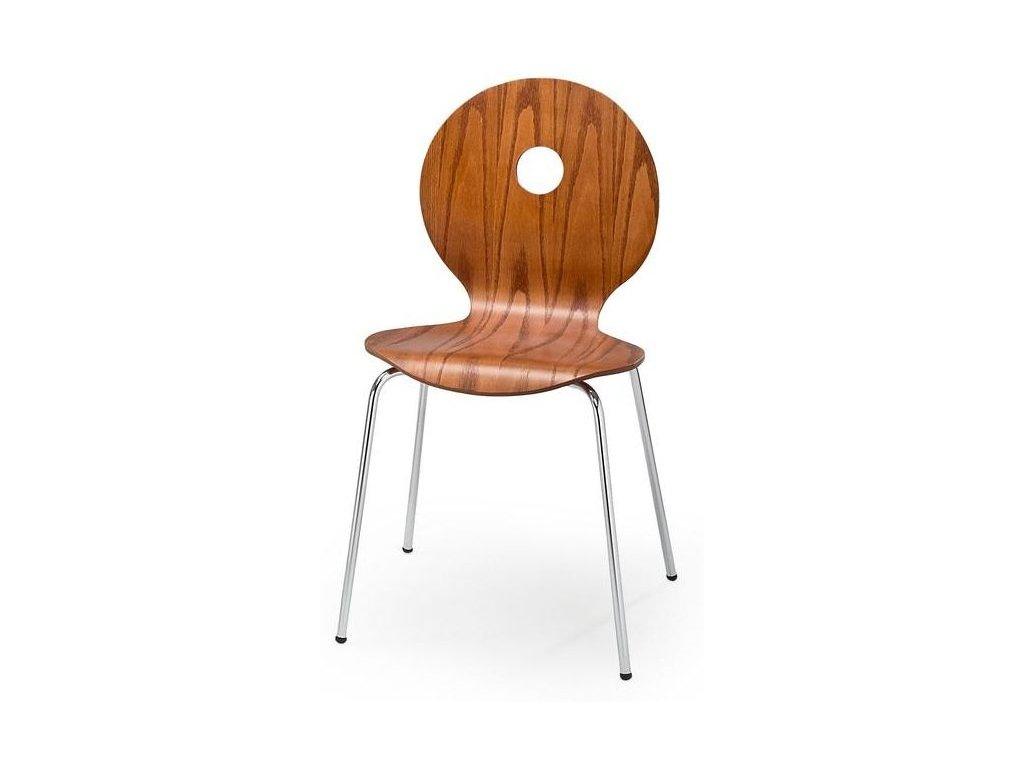 K233 židle třešeň