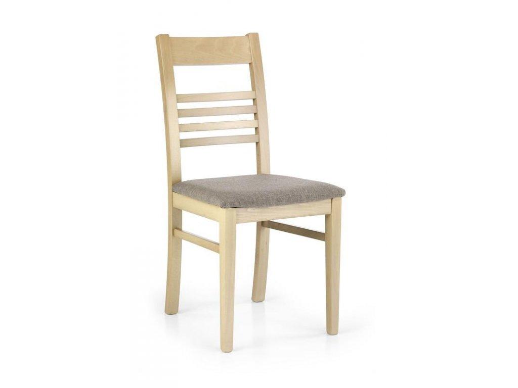 JULIUSZ židle dub Sonoma / Polstrování: Inari23