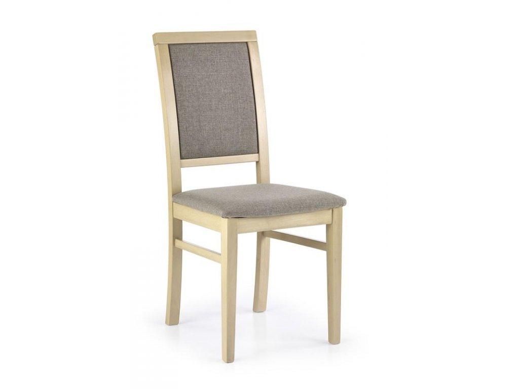 SYLWEK1 židle dub Sonoma / Polstrování: Inari 23