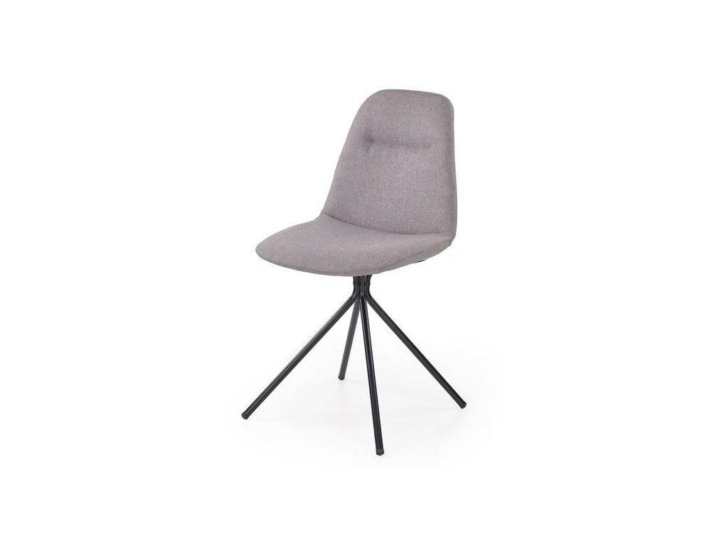 K240 židle šedá