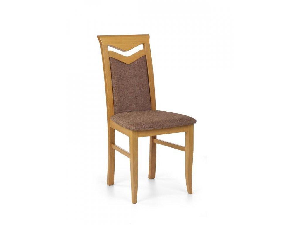 CITRON židle olše / polstrování: mesh 6