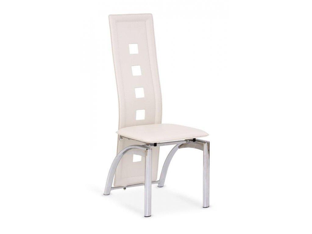 K4 židle krémová