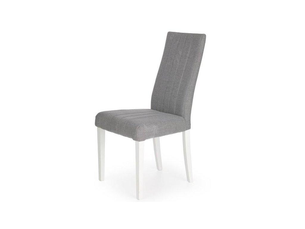 DIEGO židle bílá / Polstrování: Inari 91