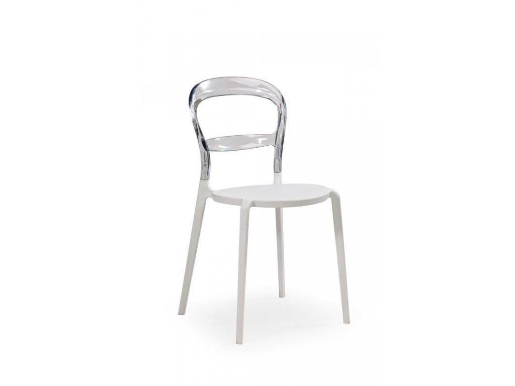 K100 židle čirá