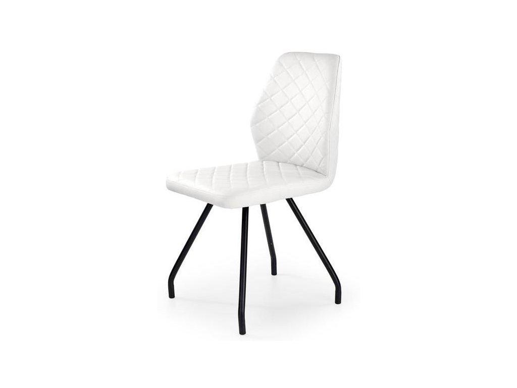 K242 židle bílá