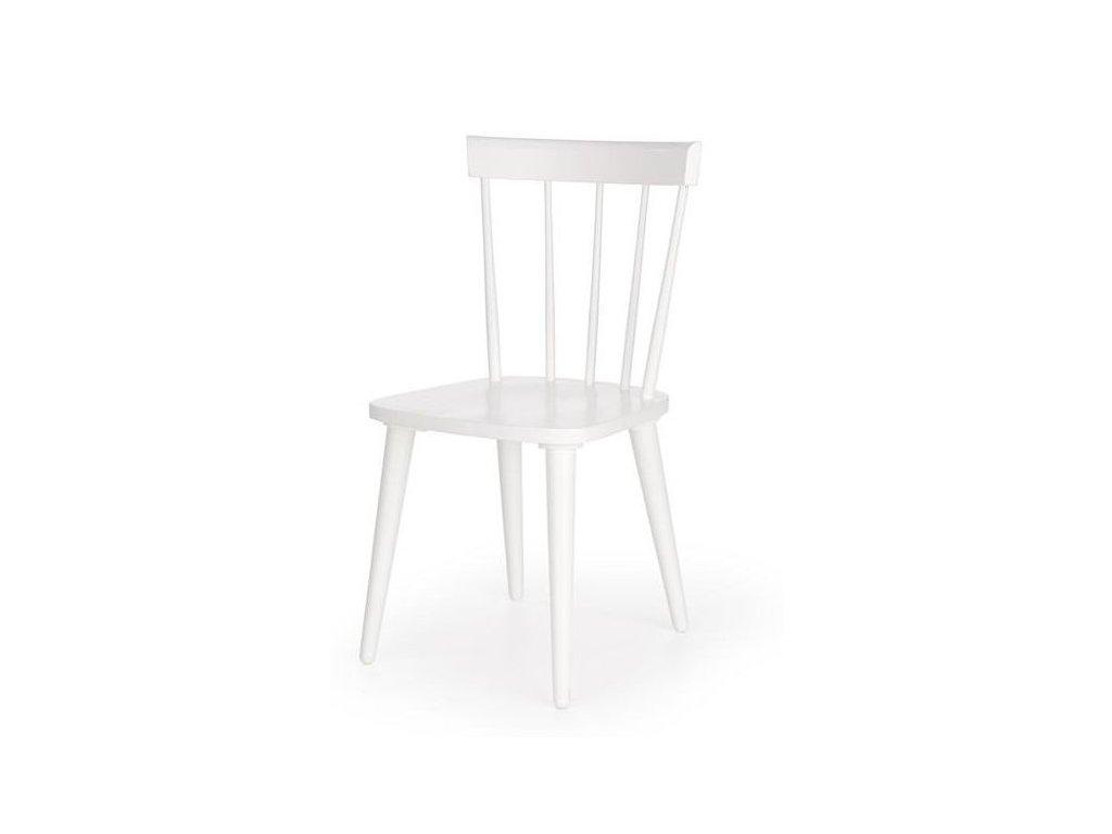 BARKLEY židle bílá