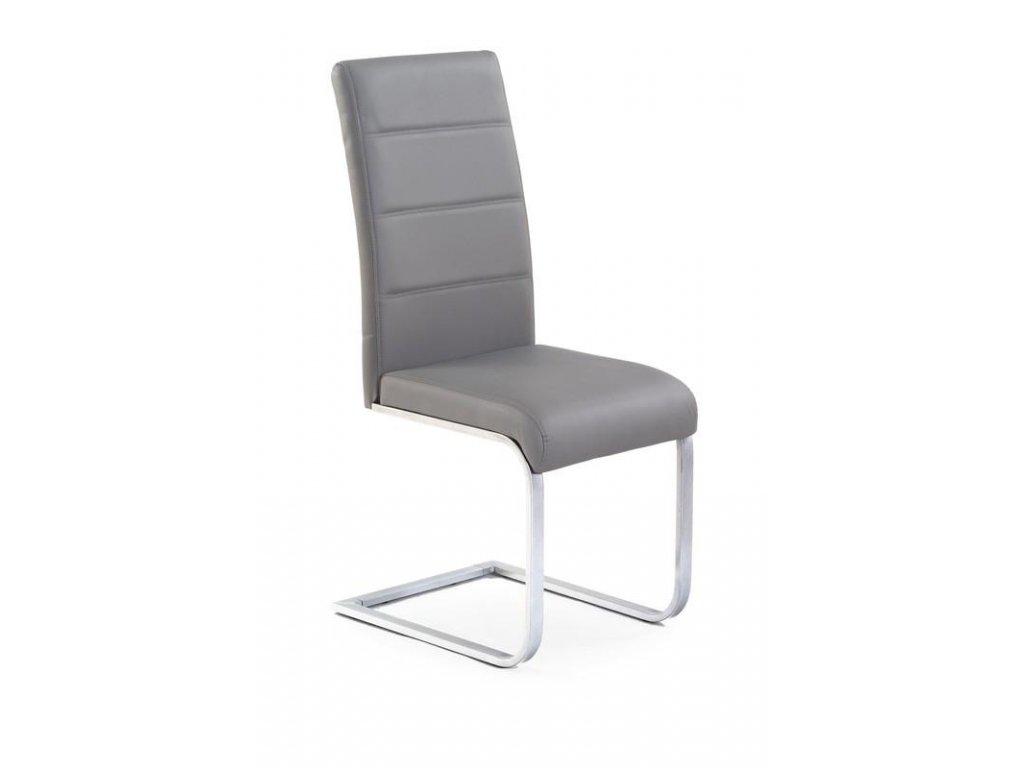 K85 židle šedá