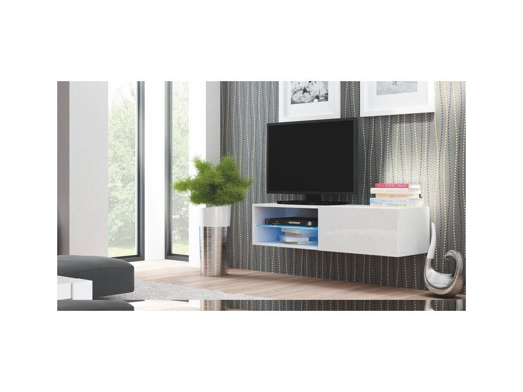 LIVO RTV 120 závěsná bílá