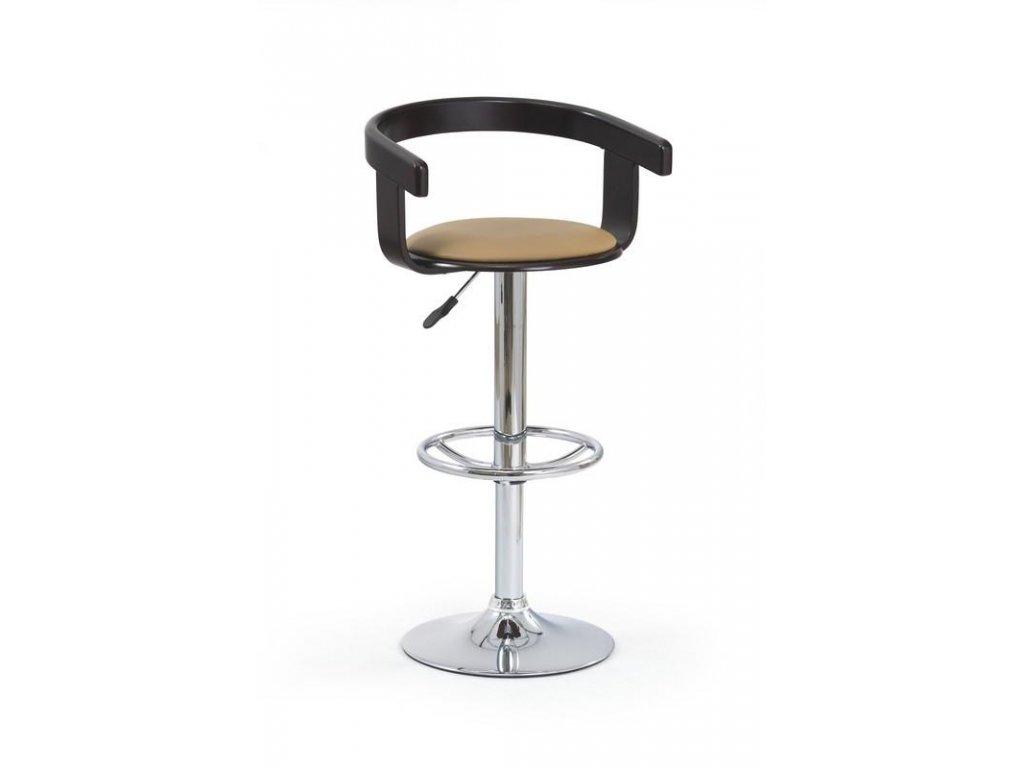 H8 barová židle wenge