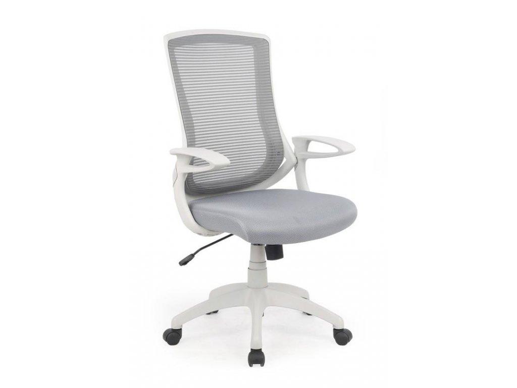 IGOR křeslo kancelářské šedé / větle šedé