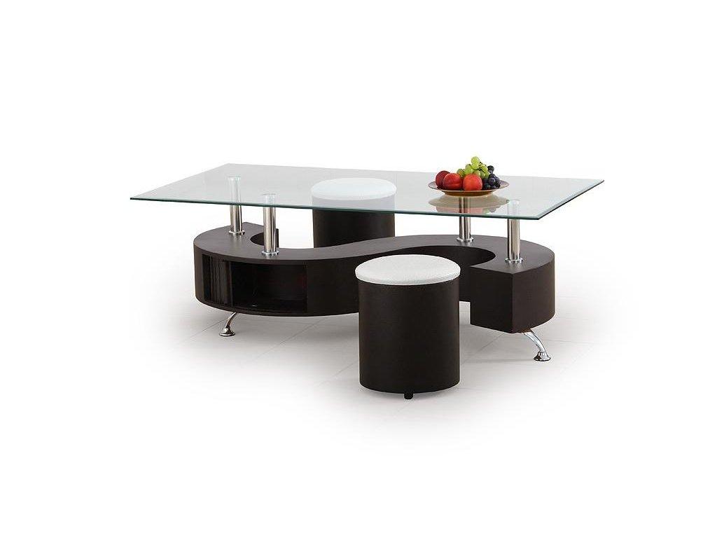 NINA / HU stolek konferenční wenge