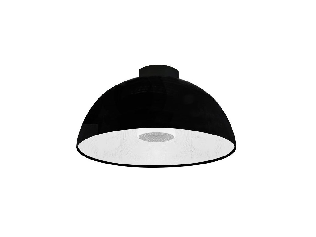 Lustr - lampa závěsná ELEGANTNĚ 40 černá