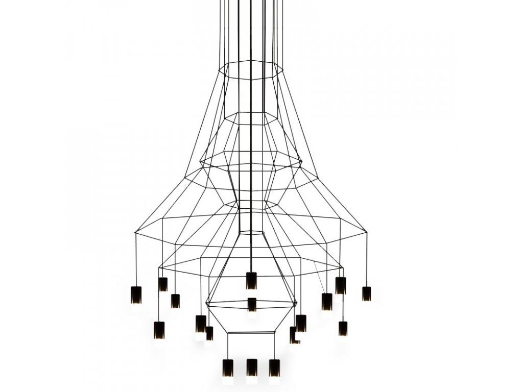 Lustr - LAMPA ZÁVĚSNÁ FLUSSO 20