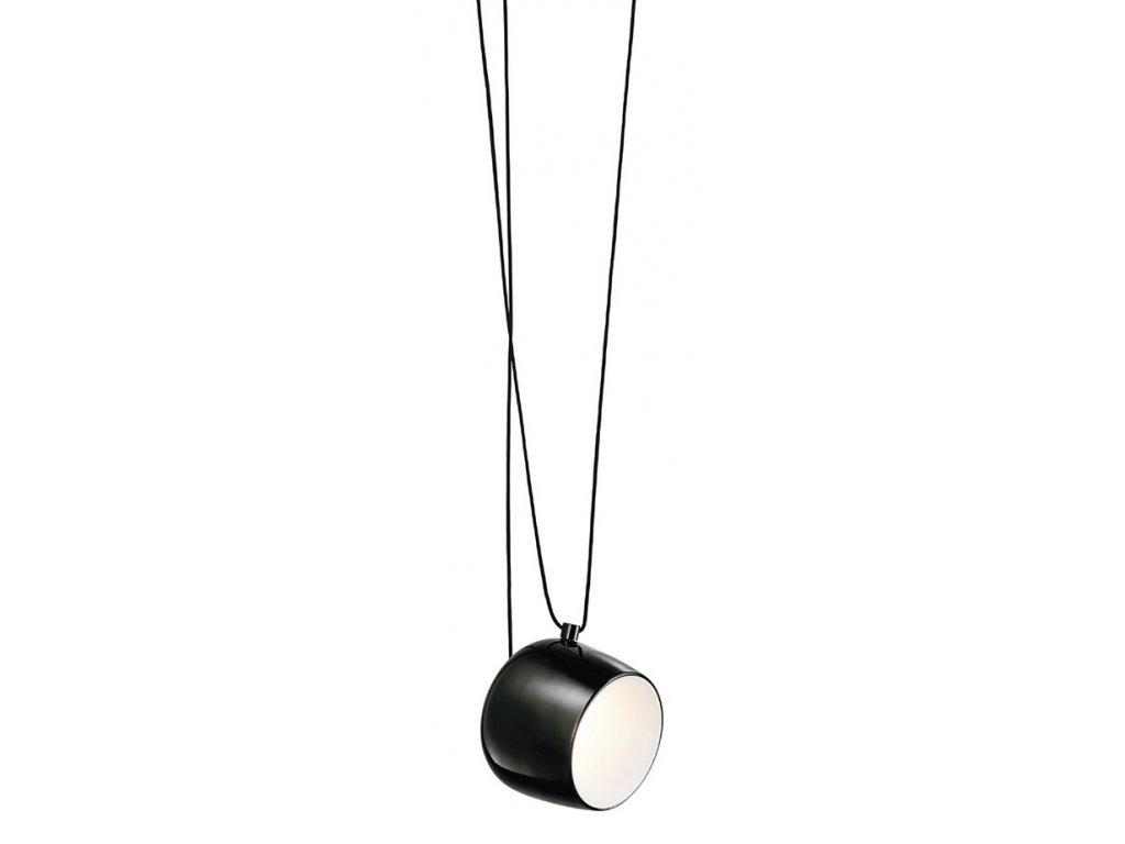 Lustr - lampa závěsná EYE - hliník