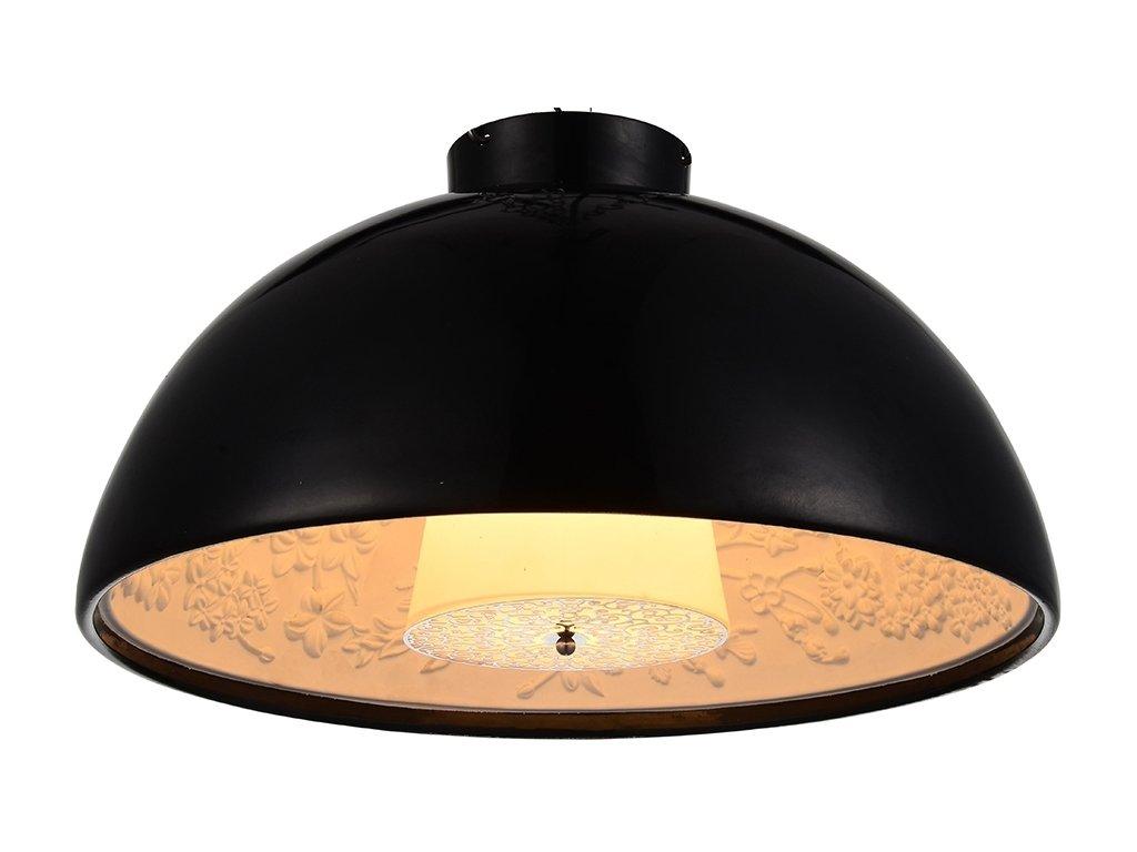 Lustr - lampa závěsná stropní ELEGANTE 60 černá